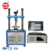 Buy cheap ISO Mobile Phone Test Equipment / Servo Motor Drive Automatic LCD Monitor Torque Testing Machine from wholesalers