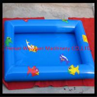 Buy cheap fashion custom inflatable mini pool/pvc inflatable swimming pool from wholesalers