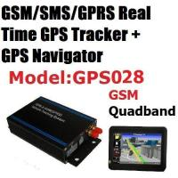 Buy cheap GPS Navigator and GPS Tracker, Two In One|GPS Navigation Tracker System from wholesalers