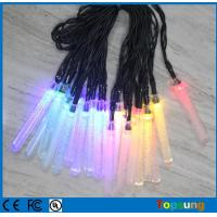 Buy cheap christmas light battery operated 10leds Icicle string lights from wholesalers