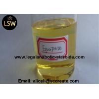 Buy cheap Raw Equipoise Liquid Boldenone Steroids , Boldenone Undecylenate Yellow Liquid CAS 13103 34 9 from wholesalers
