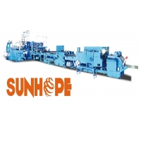 Buy cheap 27kw Sheet feeding Automatic Paper Bag Making Machine from wholesalers