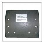 Buy cheap truck brake lining,drum brake lining WVA19783/4, brake parts from wholesalers
