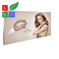 Wholesale Textile Backlit Fabric Lightbox Frameless LED Light Frame 40mm Thickness from china suppliers