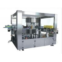 Buy cheap Automatic Control Shrink Sleeve Labeling Machine , Hot Melt Glue Labeling Machine from wholesalers