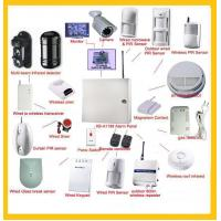 Wholesale Network alarm system   GSM & pstn wireless and wired alarm host   retail and wholesale security from china suppliers