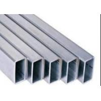 Buy cheap Smooth Surface Rectangular Steel Tubing  Small Hydraulic Loss Economical from wholesalers