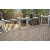 Buy cheap Waterproof WPC Decking Flooring Eco-friendly For Walk Road from wholesalers