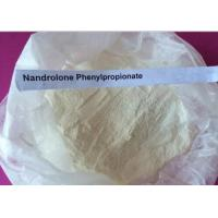 Buy cheap Steroid Raw Powder Nandrolone Phenylpropionate For Bulking Cycle CAS NO.62-90-8 from wholesalers