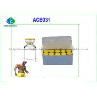 Buy cheap Pharmaceutical Bodybuilding ACE 031 Peptide White Powder Weight Loss ACE031 1mg/vial from wholesalers