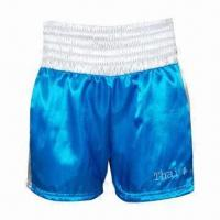 Buy cheap Custom-order Sports Boxing Shorts, Bottom Can be Customized from wholesalers