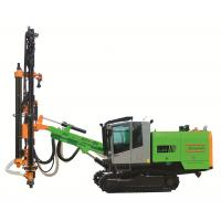 China Automatic Blast Hole Drill Rig , All In One Open Top Drilling Machine Rig  on sale