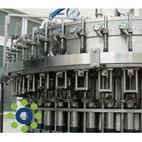 PET bottles soda water, energy drinks carbonated beverage filling machine equipment Manufactures