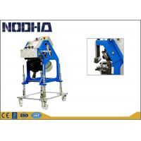 Buy cheap Customized Cold Cutting Portable Plate Beveling Machine 380V 3PH 50Hz from wholesalers