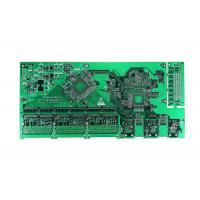 Buy cheap Impedance Control Rigid PCB Board 6 Layers FR4 Material White Silkscreen from wholesalers