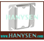 Buy cheap 1/2 Raised Toggle Socket BOX Cover/Single Gang Wall Box Cover from wholesalers