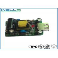 Buy cheap Components Sourcing Turnkey PCB Assembly Board FR4 Base Material HASL Surface from wholesalers