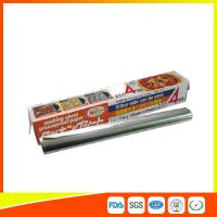 Buy cheap Heat Resistant Household Aluminium Sheet Roll For Food Packing With FDA SGS Certificate from wholesalers