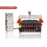 Buy cheap Computer Control Wood Sign Carving Machine , Homemade Cnc Wood Router 220V / 380V Voltage from wholesalers