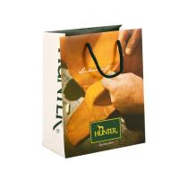Buy cheap Personalised Printed Paper Bags With Handle , Retail Paper Shopping Bags from wholesalers