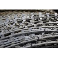 Buy cheap high tensile galvanized sharp razor barbed wire from wholesalers