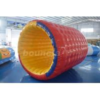 Buy cheap Giant Colorful Durable Inflatable Water Roller For Rental Business from wholesalers