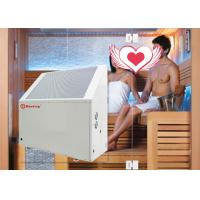 Buy cheap Commercial Air Source Heat Pump 12KW Ultra low noise high efficiency suitable for sauna room from wholesalers