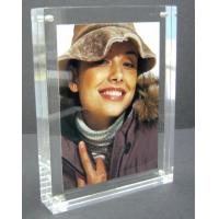 Quality crystal photo frame for sale
