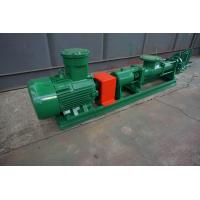 Horizontal Screw Pump with Explosion-proof for Chemical Material Manufactures
