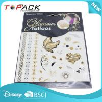 Buy cheap Free sample customized Non-toxic and EN71 temporary tattoo sticker from wholesalers