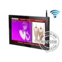 Buy cheap 110V - 240V AC Advertising Wifi Digital Signage Displays With Format Sd Card from wholesalers