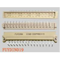 Buy cheap 3 rows 32P Right Angle Male B Type DIN 41612 Connector Plug Euro Socket Connector from wholesalers