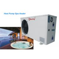 Buy cheap Safe Air Source Heat Pump Swim Spa Heater For Indoor 4 People Hot Tub from wholesalers