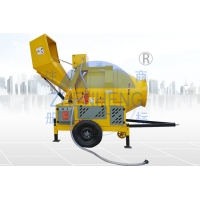 Buy cheap 500l Diesel Engine Concrete Mixer Machine, Mobile Tilting Drum JZR500 Diesel product