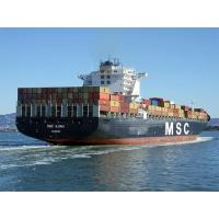 Buy cheap Sea Freight Forwarding Services to USA from wholesalers