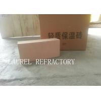 Buy cheap Silica Insulating Refractory Brick With Low thermal conductivity product