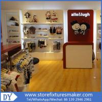 Buy cheap Lovely Kids Clothes Shops - Manufactory Baby Kids Shop display furnitures with led  lights from wholesalers