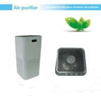 Buy cheap Remote 3 Fan PM2.5 60m2 45w Air Cleaner Humidifier from wholesalers