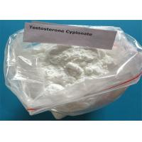 Wholesale Muscle Building Steroid Powders Testosterone Cypionate CAS 58-20-8 Test Cyp from china suppliers