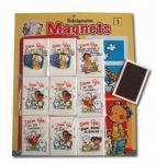 Buy cheap Tin-Fridge magnet from wholesalers