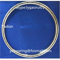 KG055CP0/KRG055/CSCG055 open reali-slim bearing in stock, 5.5X7.5X1 inches thin section ball bearings