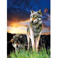 Wholesale 0.6mm PET+157g Coated Paper 3D Lenticular Pictures / 3D Lenticular Wall Art from china suppliers
