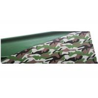 Buy cheap Military Heavy Duty Camouflage Tarpaulin , PVC Coated Waterproof Camouflage Fabric from wholesalers