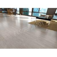 Buy cheap Stable 12mm HDF ECO Laminate Flooring AC4 E1 Density 850 EIR V Groove Cherry Color from wholesalers