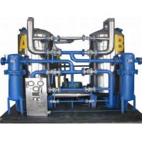 Buy cheap 1200KG Natural Gas Machinery 380V Low Pressure Gas Dehydration Unit product