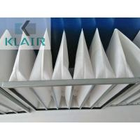 Wholesale Washable Bag Air Filters Ahu Air Conditioning With High Dust Load G3 G4 M5 M6 from china suppliers