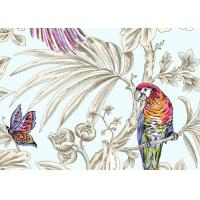 Buy cheap Sketch Home Textile Designs / Printed Textile Design Used For Bedding Sheet from wholesalers