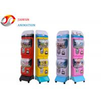 Buy cheap Durable Commercial Vending Machines Two Boxes Gashapon Plastic Toy Station Capsule from wholesalers