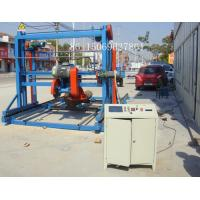 Buy cheap Circular blade double blades timber sawmill,portable swing blade sawmill from wholesalers