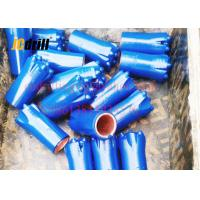 Buy cheap Tungsten Carbide Rock Drill Bits Cold Pressing With Sim Copper Sleeve from wholesalers